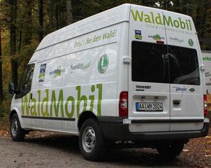 WaldMobil Ostalb | Schwäbischer Wald