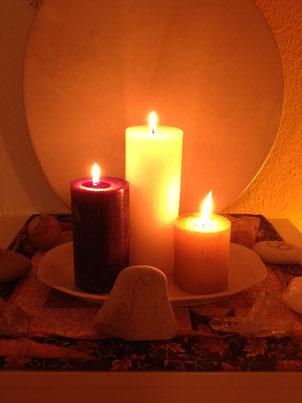 Bild: Lichtträger, Energiearbeit, Schamanismus, Lichtschamanismus Saarbrücken