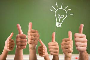 Konzentration steigern, besser lernen, mehr Motivation, gute Entwicklung - mit Hypnose und Coaching