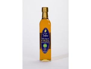 huile vierge de colza