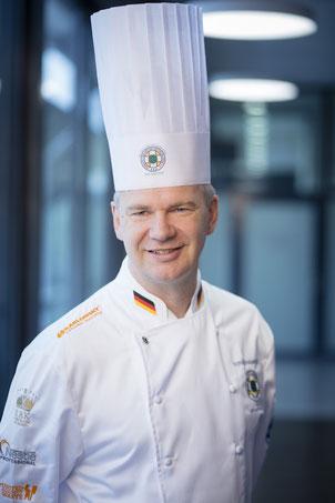 Teammanager Michael Hummel  Foto: Nestlé Professional