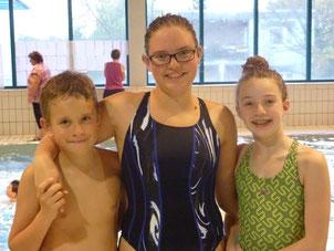 Schwimmer  u. Schwimmerinnen des TPSV Enkenbach