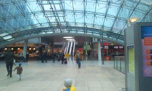 Mitgliederversammlung am Frankfurter Flughafen