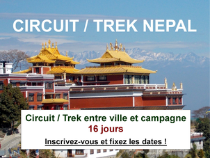 circuit spirituel népal - séjour nepal circuit
