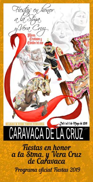 Fiestas en Caravaca de la Cruz Santísima y Vera Cruz