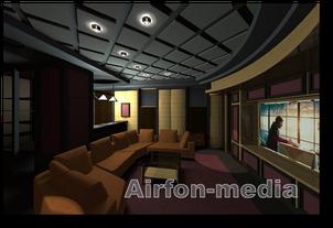 Комплект домашнего кинотеатра для квартиры TV75 PREMIUM