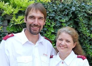 Michael und Monika Huber