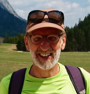Jörg Poedtke als Captain George unterwegs