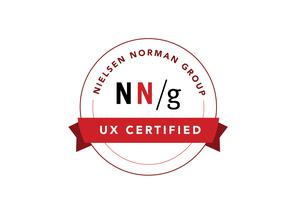 UX Certificate NNGroup