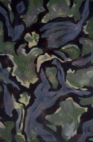 Acryl auf Leinwand, 60 x 40 cm