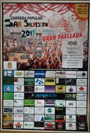 V SAN SILVESTRIN DE DEHESAS - Dehesas-Ponferrada, 01-12-2019