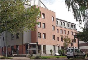 Foto Wohnhaus Gustav-Adolf-Strasse