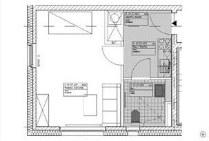 Grundriss Wohnung Elfreide-Lohse-Wächtler-Weg