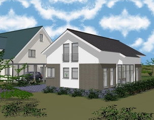 CAD - Planungsbüro  - Bauplanung Massivhaus