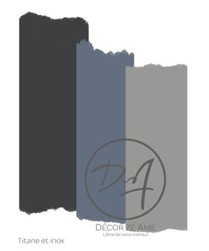 Peinture couleur froide - Décor Zé Âme