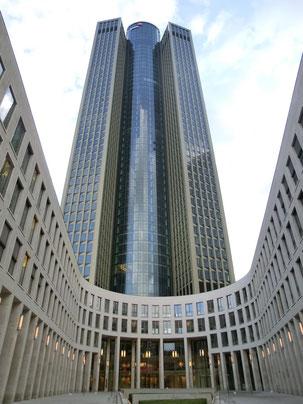 Frankfurt Gallus - Tower 185
