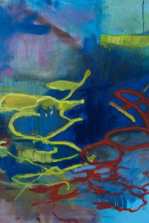 Malerei Gemälde