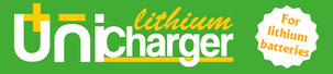 Unibat Unicharger Lithium Logo