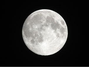 鎌倉山と月はツキもの