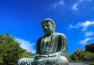 鎌倉の大仏は野ざらしなのだ