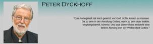 Das Ruhegebet - Peter Dyckhoff