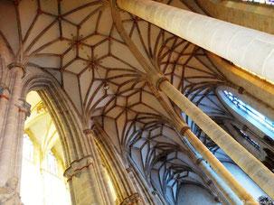 Gotisches Strebewerk Ulmer Münster
