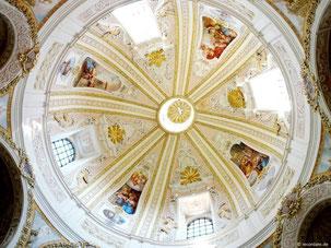 Prachtvolle Kuppel, Mariahilf, Freystadt