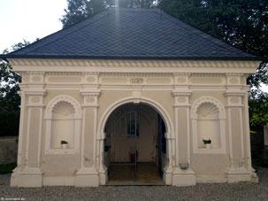 Friedhofskapelle, Westerndorf