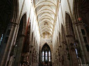 Innenraum Ulmer Münster