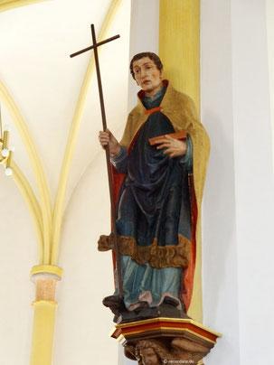 Apostelfigur,  St. Georg, Rottenburg a. d. Laaber