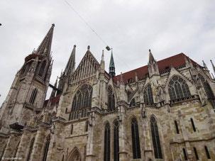 Dom nach Vorbild der französischen Kathedrale erbaut