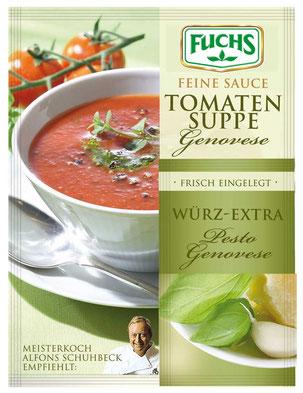Fuchs - Kochhelfer - Fertigprodukte - Premium - Gewürze - Suppe - Konzept - Packaging  - Verpackung - Design - DesignKis - 2009