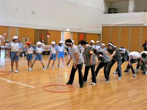 摺沢寿会 運動会