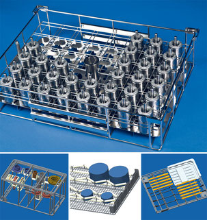 Customized basket solution Solutions