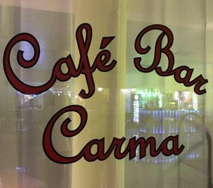 Café Bar Carma Lenzburg - 30. März 2019