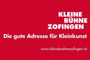 Kulturpotpourri Kleine Bühne Zofingen - 18. Januar 2020