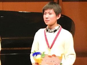 継続賞(コース修了生)2018年度
