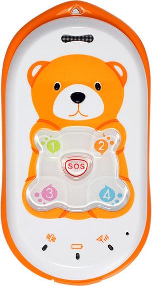 BB-Mobile Baby Bear - Telefon für Kinder mit GPS