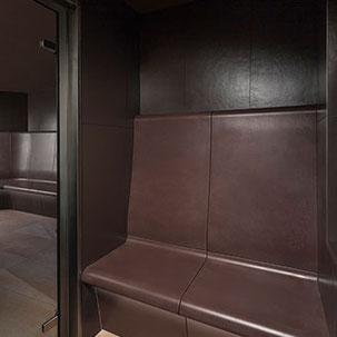 Sitzbank Dusche Keramik beheizt Peterkeramik