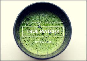 Bild: Wirkung Matcha Tee