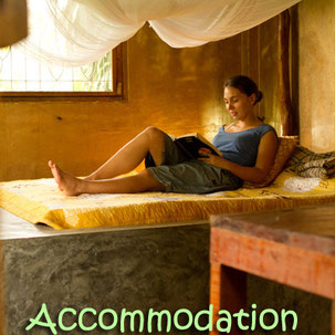 Book your accommodation @ Shanti Forest via the form below