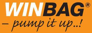 WinBag Montagekissen Logo