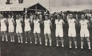 Eidgenössiches Turnfest 1951 in Lausanne