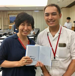 飛田基さん、福多唯、教育のためのTOC 2017京都認定プログラム