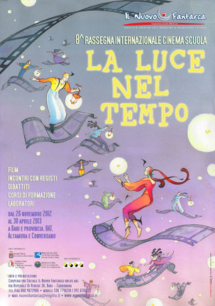 8^ rassegna - LA LUCE NEL TEMPO - 2012-13