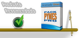 Web completa: Pack Pymes Pro