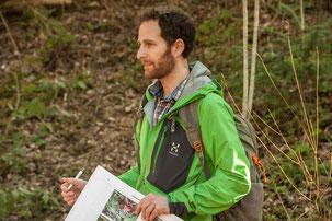 Kim Rüegg, Umweltingenieur
