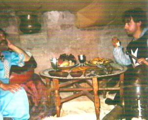 TÉMPORA Y VIOLETA ( CORTOMETRAJE)