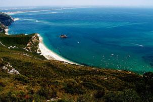 Serra da Arrabida & Naturpark Estuário do Sado