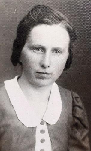 Helene Stein, * 29.01.1908 in Panevezys (Litauen)